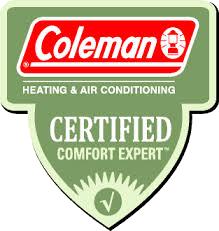 Coleman Certified Comfort Expert | Nordic Temperature Control