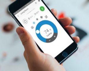 Daikin Comfort Control App | Nordic Temperature Control
